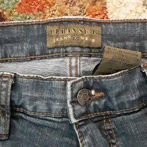 Urban Star Jeans - Urban Star Mens Denim Jeans 36x30